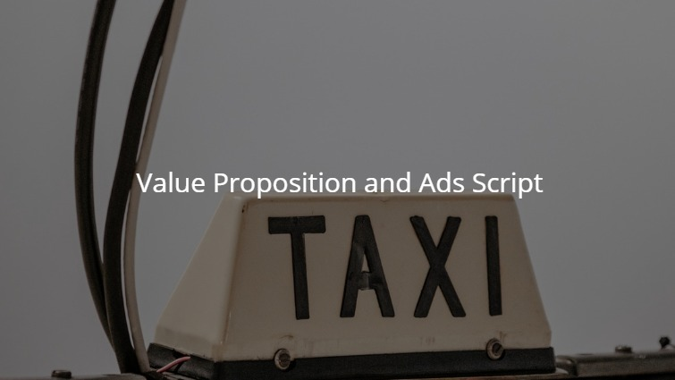 Create Value Proposition  Video Script
