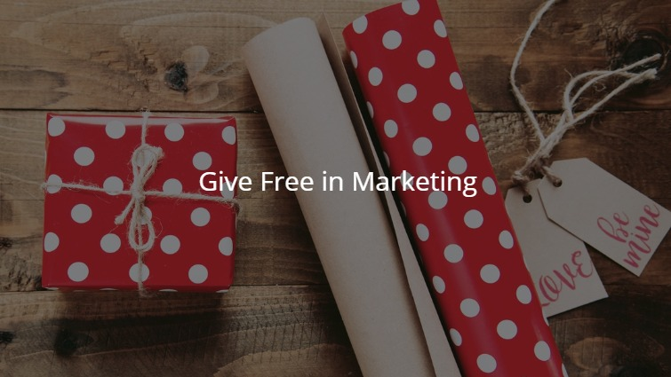 Give free Marketing