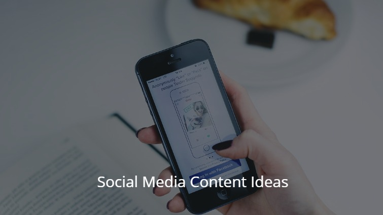 List Of Social Media Post Content That Push Engagement