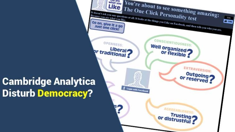 Big Data,  Cambridge Analytica and Democracy
