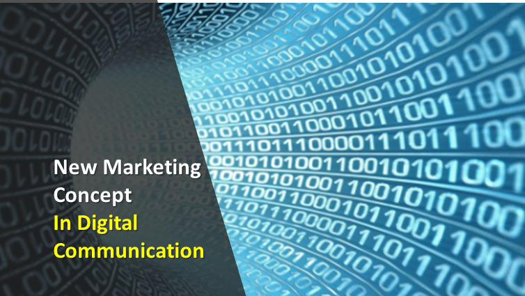 New Marketing in Digital Communication